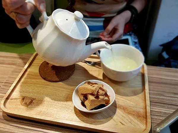 柚子茶+豆粉蕨餅.jpg