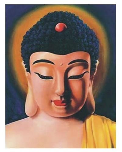 第三世多杰羌佛的西畫
