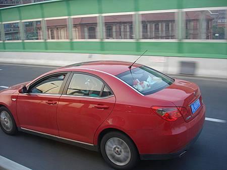 上海快速道路