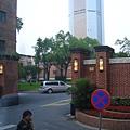上海之旅-最老的花園飯店-錦江飯店老夜上海餐廳