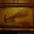 老上海餐廳壁畫