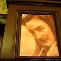 老上海餐廳當紅演員周璇照