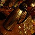 老上海餐廳老熱水壺