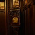 老上海餐廳老鐘