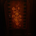 老上海餐廳壁花