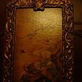 老上海餐廳花鳥圖