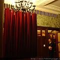 老上海餐廳走道上的裝璜