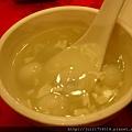 老上海餐廳甜酒釀湯圓