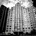 二次大戰期蓋的錦江飯店