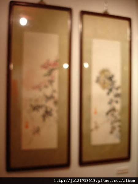 三毛逝世二十週年展覽三毛國畫