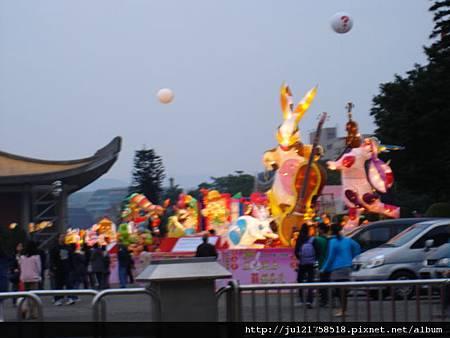 民國100年台北燈會國父紀念館