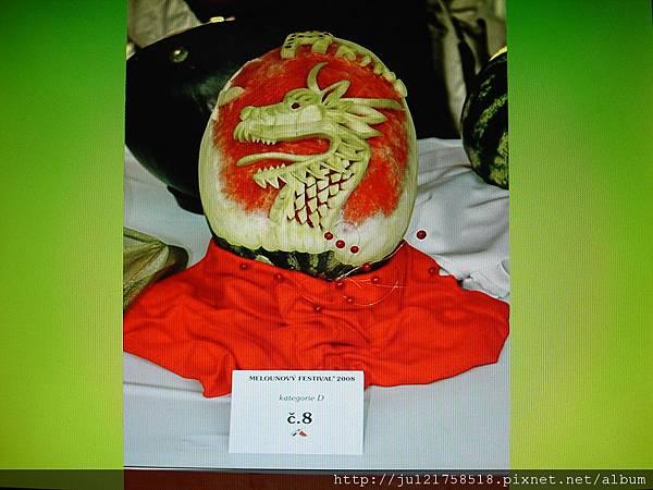 西瓜雕刻藝術