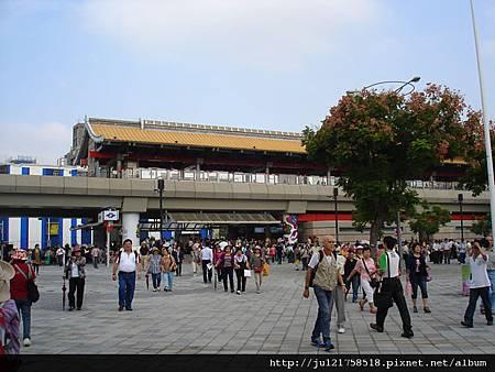 台北花博開幕前記錄