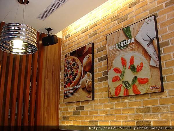 目前吃過最好吃的PIZZA--瓦薩VASA PIZZA