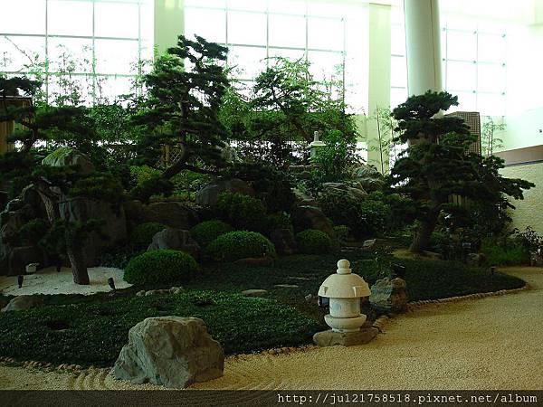 SOGO百貨復興館9樓庭園造景區