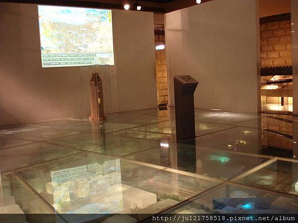 台北市政府4樓時空對話廳:介紹台北市的歷史及唯妙唯肖的小模型(下)
