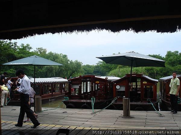 中國西溪濕地國家公園(2011上海之旅第三天)