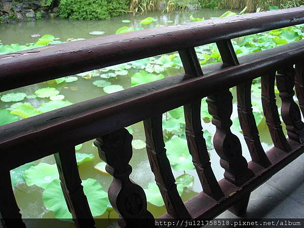 上海之旅-拙政園2011