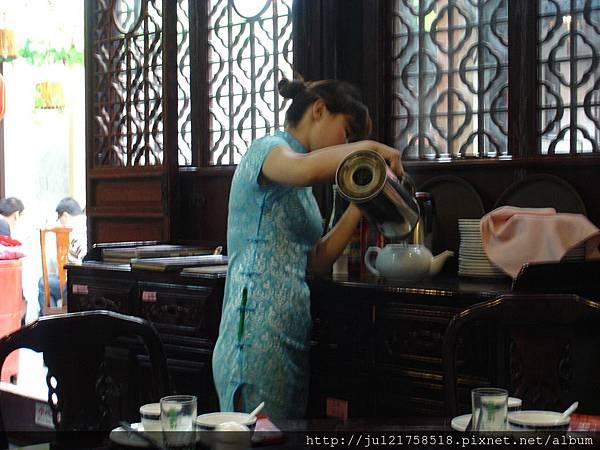 上海之旅-吳門人家蘇幫菜(列入蘇州市非物質文化遺產)2011