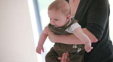 嬰兒瑜珈03