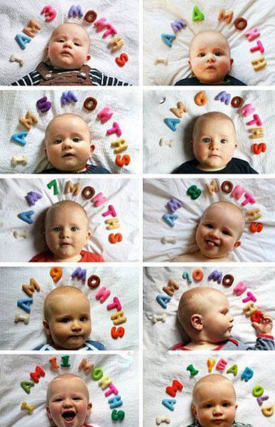 寶寶的成長記錄
