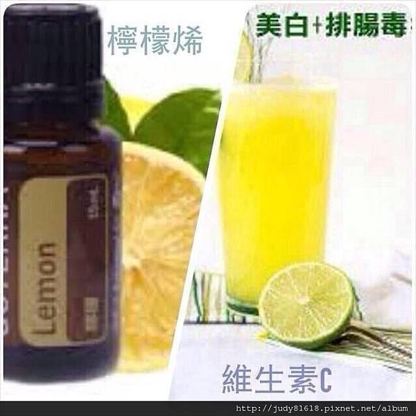 檸檬水與檸檬精油的不同