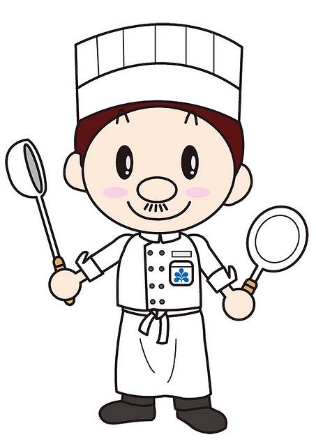 廚師 q 版