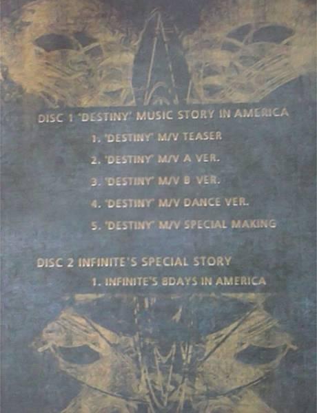 Infinite Destiny in America