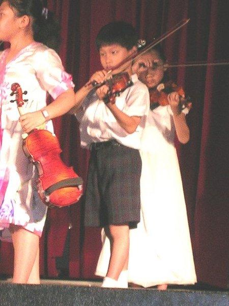 小提琴社團成果發表