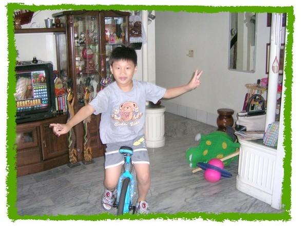 獨輪車王子