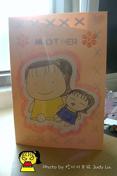 母親節禮物。