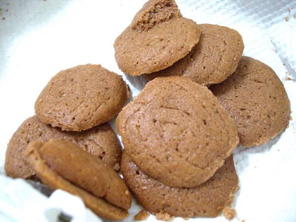 981002做餅乾。