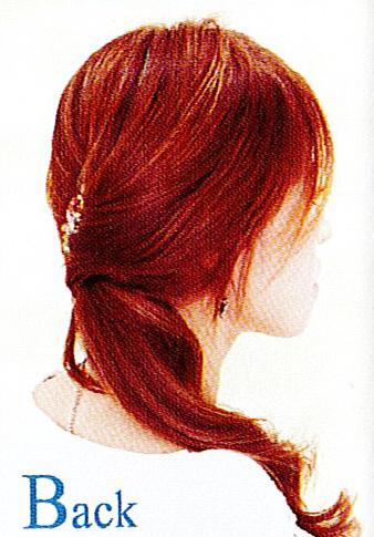 髮髻 9-2