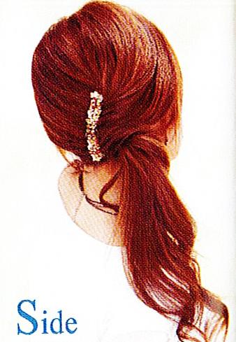 髮髻9-3