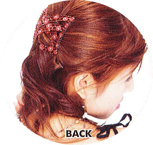 髮髻 15