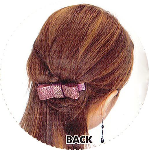 髮髻 12