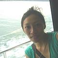 船上自拍照