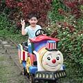 翰翰開小火車