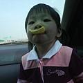 小辣椒也想學媽咪搞笑