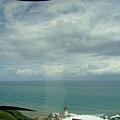 纜車上的海景
