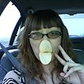 吃洋芋片搞笑