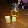 紅瓦屋特別的茶水
