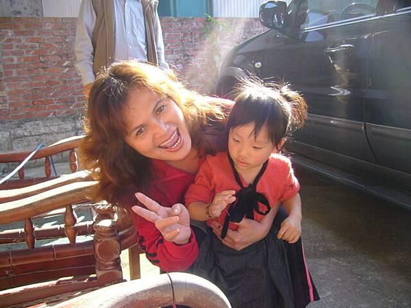 小辣椒和姨婆