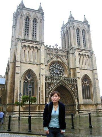 Bristol Cathedral外觀