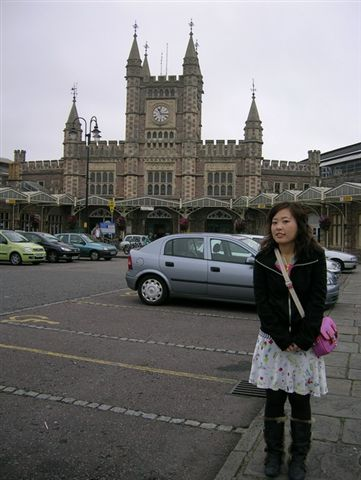 Bristol TempleMead Station