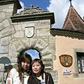 羅藤堡城門