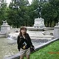 德意志博物館旁邊的噴泉