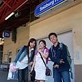 Augsburg車站