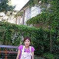 莫札特故居的外面