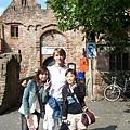 阿德家附近的小城堡